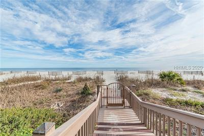 Hilton Head Island Condo/Townhouse For Sale: 1 Beach Lagoon Road #15