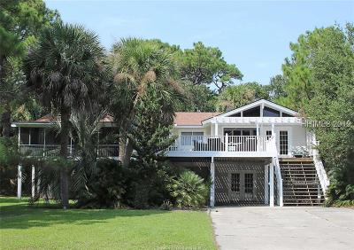 Beaufort County Single Family Home For Sale: 740 Marlin Drive