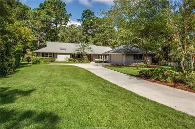 Beaufort County Single Family Home For Sale: 3 Cadogan Court
