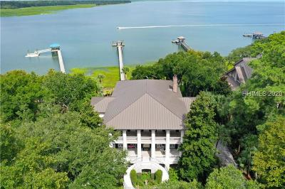 Beaufort County Single Family Home For Sale: 5 Ribaut Drive