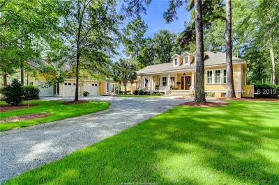 Okatie Single Family Home For Sale: 34 Colonel Hazzard Road
