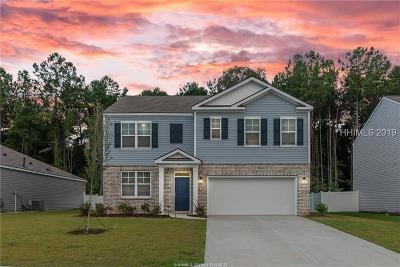 Bluffton SC Single Family Home For Sale: $299,900