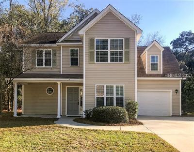 Bluffton Single Family Home For Sale: 12 Frierson Circle