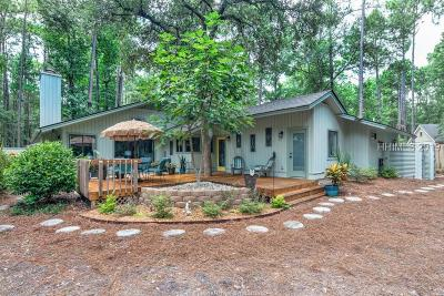 Hilton Head Island Single Family Home For Sale: 34 Sweet Bay Lane