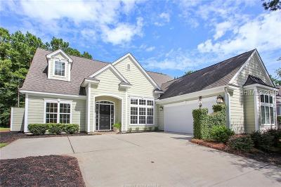 Bluffton Single Family Home For Sale: 23 Stonehedge Way