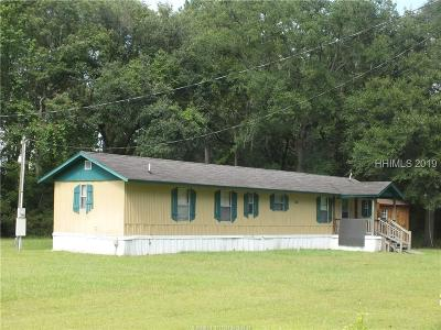 Beaufort County Single Family Home For Sale: 29 Josephine Drive
