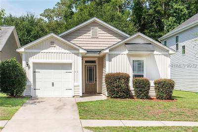 Bluffton Single Family Home For Sale: 46 Isle Of Palms W