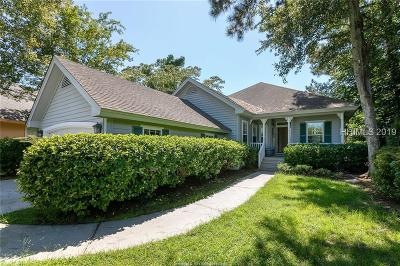 Hilton Head Island Single Family Home For Sale: 48 Royal Pointe Dr