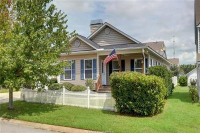 Beaufort Single Family Home For Sale: 3 Beauregard Court