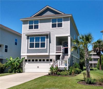 Beaufort County Single Family Home For Sale: 21 Jarvis Creek Lane