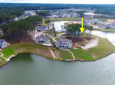 Bluffton Residential Lots & Land For Sale: 9 Reflection Point