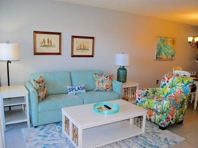 Hilton Head Island Condo/Townhouse For Sale: 10 Lemoyne Avenue #505