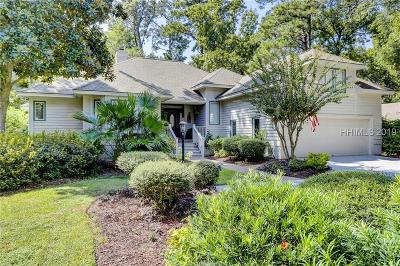 Beaufort County Single Family Home For Sale: 41 Deerfield Rd