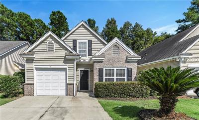 Bluffton Single Family Home For Sale: 98 Crossings Boulevard