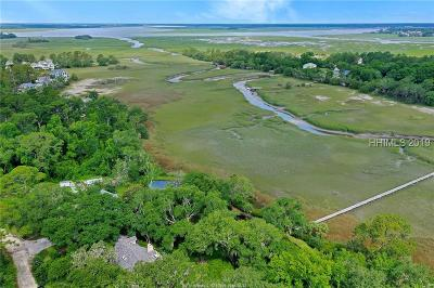 Hilton Head Island Residential Lots & Land For Sale: 00 Bluebell Lane