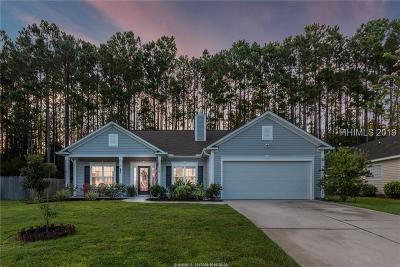 Single Family Home For Sale: 31 Savannah Oak Drive