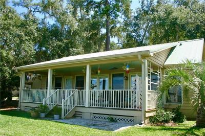 Jasper County Single Family Home For Sale: 416 Palm Key Place