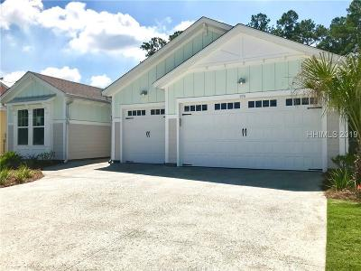 Jasper County Single Family Home For Sale: 356 Latitude Boulevard