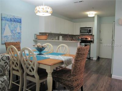 Hilton Head Island Condo/Townhouse For Sale: 45 Folly Field Road #4F