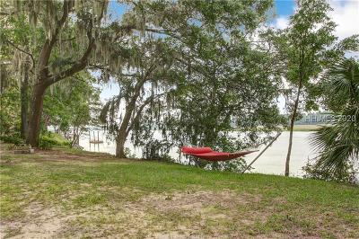 Bluffton SC Single Family Home For Sale: $1,995,000