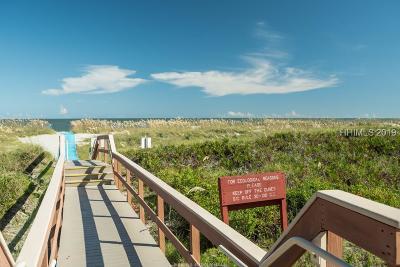 Hilton Head Island Condo/Townhouse For Sale: 85 Folly Field Road #145