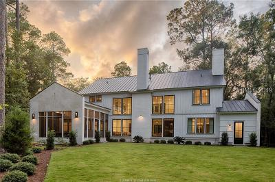 Palmetto Bluff Single Family Home For Sale: 2 Greenleaf Road