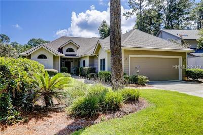 Beaufort County Single Family Home For Sale: 3 Cottonwood Lane