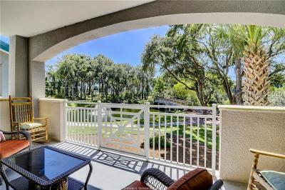Hilton Head Island Condo/Townhouse For Sale: 50 Verbena Lane #2105