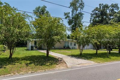 Beaufort Single Family Home For Sale: 1012 Cypress Street