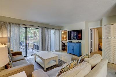 Hilton Head Island Condo/Townhouse For Sale: 5 Haul Away #52