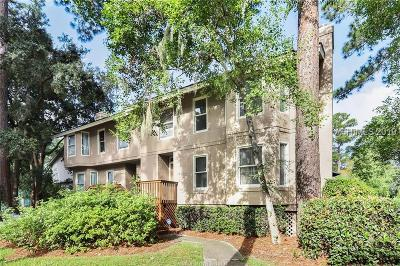 Hilton Head Island Condo/Townhouse For Sale: 117 Black Watch Drive #117
