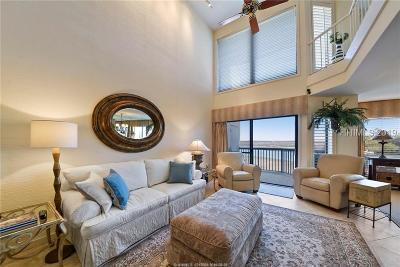 Hilton Head Island Condo/Townhouse For Sale: 2 Shelter Cove Lane #256