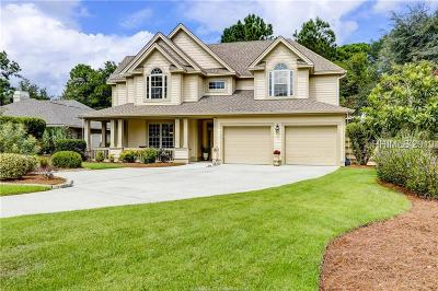 Beaufort County Single Family Home For Sale: 27 Pearl Reef Lane