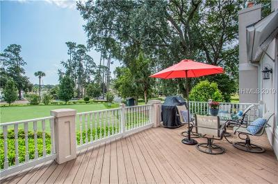 Hilton Head Island Single Family Home For Sale: 15 Wexford On The Grn
