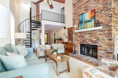 Hilton Head Island Single Family Home For Sale: 5 Saint George Road