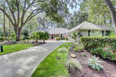 Hilton Head Island Single Family Home For Sale: 45 Full Sweep