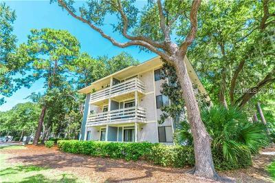 Hilton Head Island Condo/Townhouse For Sale: 45 Folly Field Road #10G