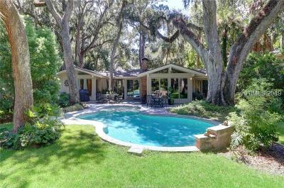 Hilton Head Island Single Family Home For Sale: 36 Haul Away