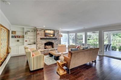 Hilton Head Island Single Family Home For Sale: 2 Rum Row