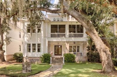 Palmetto Bluff Single Family Home For Sale: 372 Mount Pelia Road