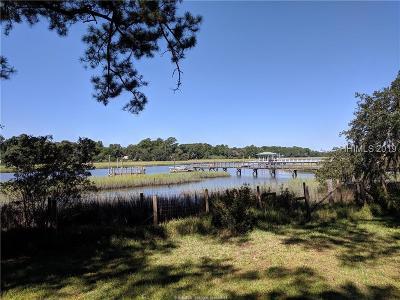 Jasper County Single Family Home For Sale: 244 Boyd Creek Drive