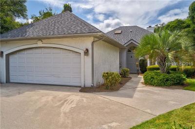 Hilton Head Island Single Family Home For Sale: 8 Royal Pointe Drive