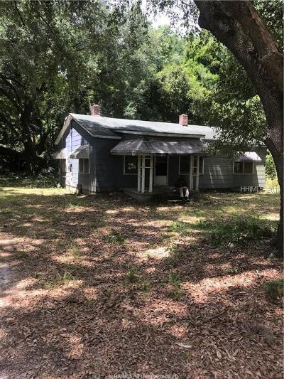 Jasper County Single Family Home For Sale: 4128 Cotton Hill Road