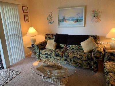 Hilton Head Island Condo/Townhouse For Sale: 45 Folly Field Road #18K