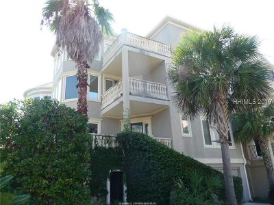 Hilton Head Island Single Family Home For Sale: 3 Collier Court