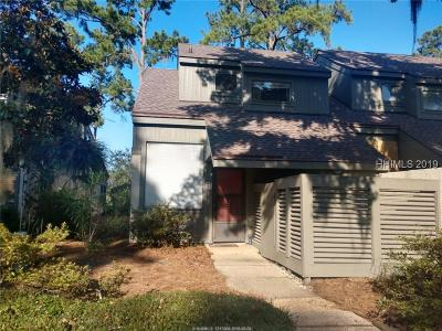 Hilton Head Island Condo/Townhouse For Sale: 5 Devils Elbow Lane #5