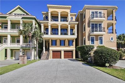 Hilton Head Island Single Family Home For Sale: 95 Singleton Beach Road