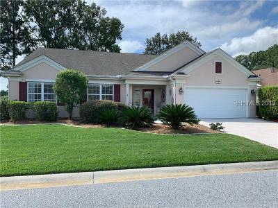 Bluffton Single Family Home For Sale: 21 Tallow Drive