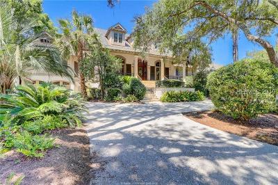 Hilton Head Island Single Family Home For Sale: 39 N Calibogue Cay Road