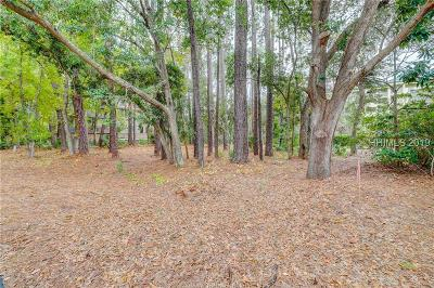 Hilton Head Island Residential Lots & Land For Sale: 6 Barnacle Rd